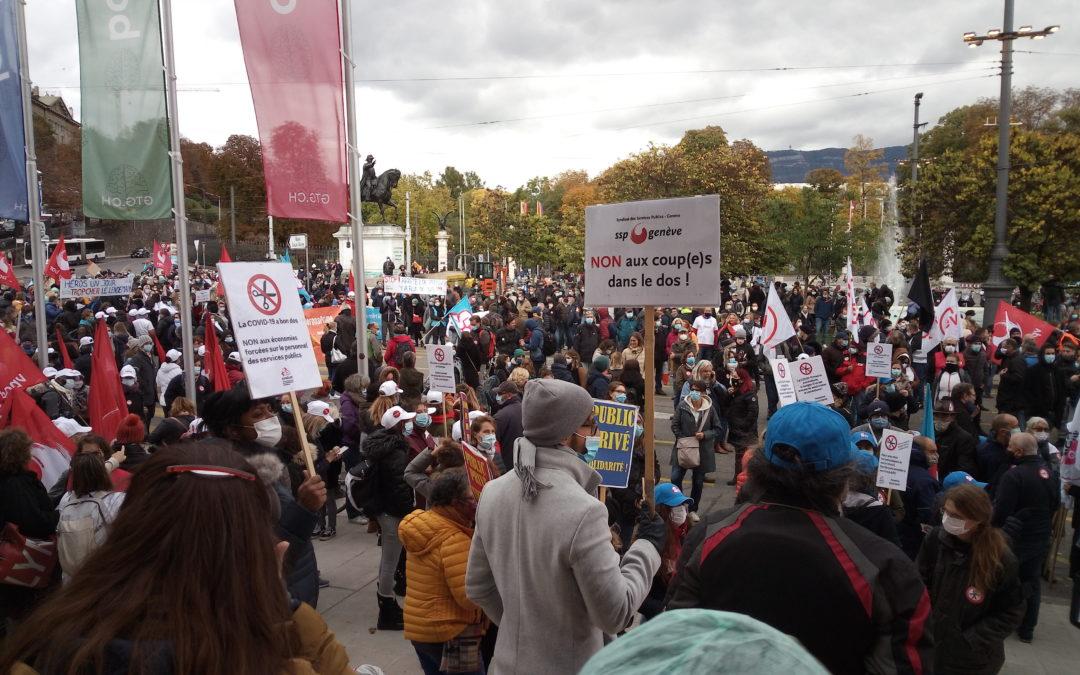 Journée d'action du 29 octobre 2020